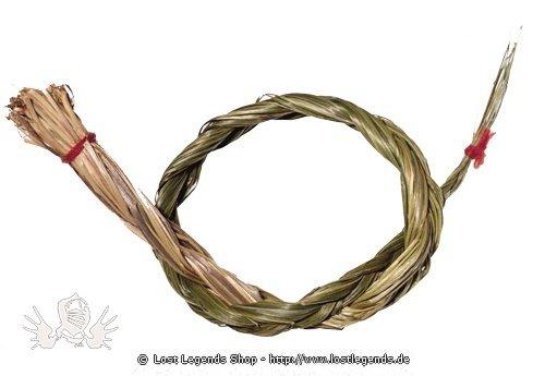 Sweetgrass Zopf zum Räuchern