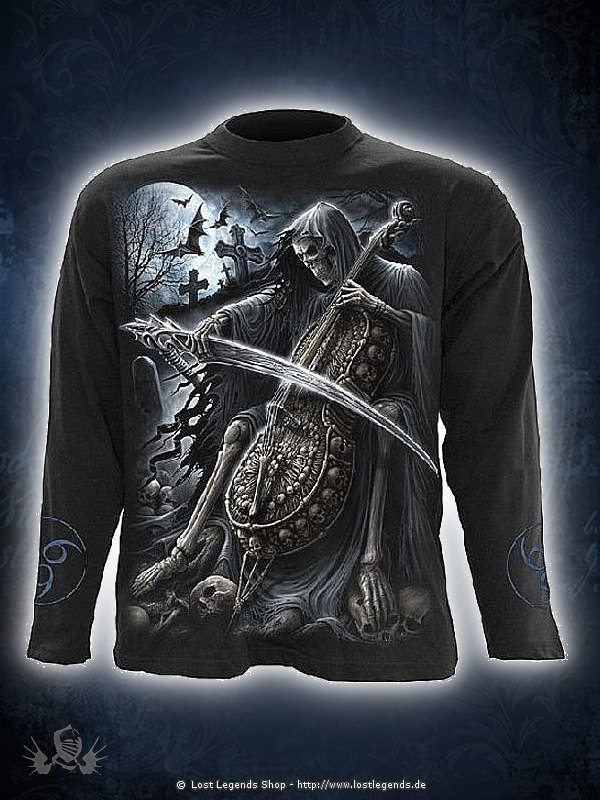 Symphony of Death Longsleeve SPIRAL