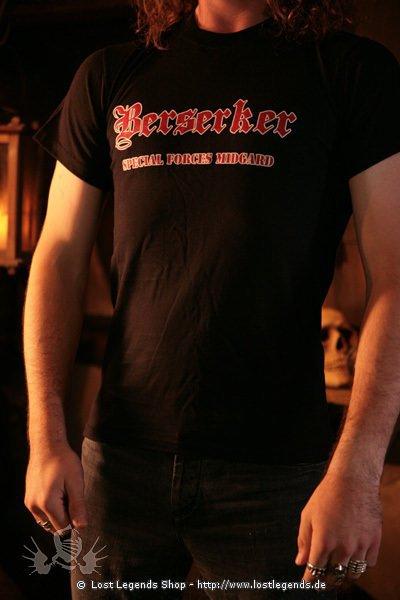 T-Shirt Berserker Special Forces Midgard