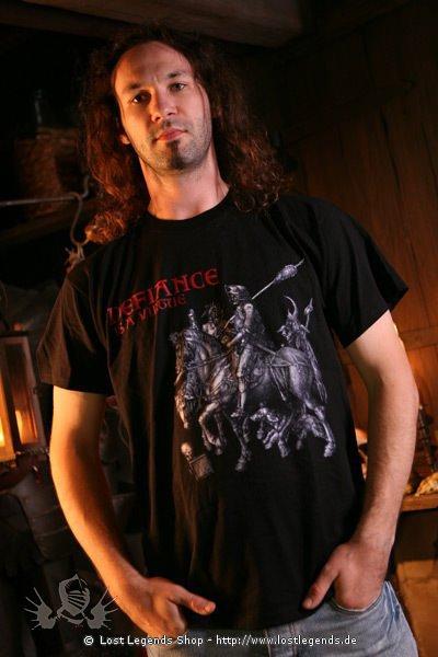 T-Shirt Defiance is a Virtue - A. Dürer