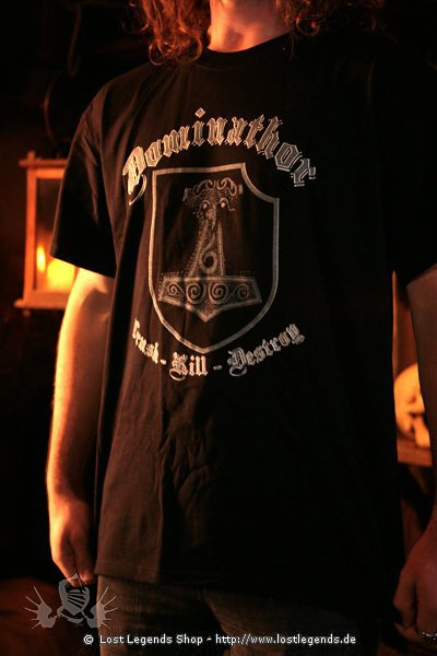T-Shirt Dominathor
