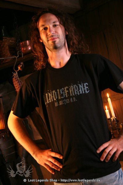 T-Shirt Lindisfarne