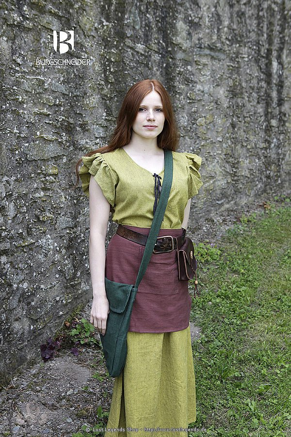 Tasche Ehwaz - Grün