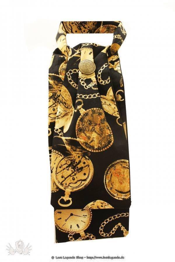 Time Piece Cravatte Steampunk Krawatte