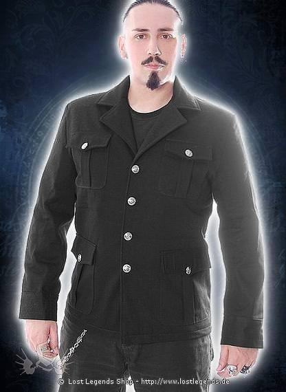 Uniform Jacke Baumwolle