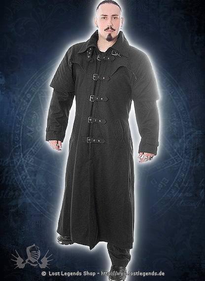 Van Hell Coat Mantel, Wolle