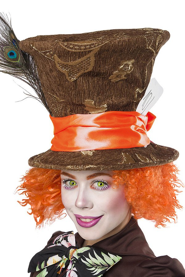 Verrückter Hutmacher Kostüm Mad Hatter