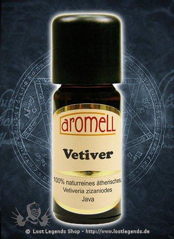 Ätherisches Vetiver-Öl Vetiveria zizaniodes, 10 ml