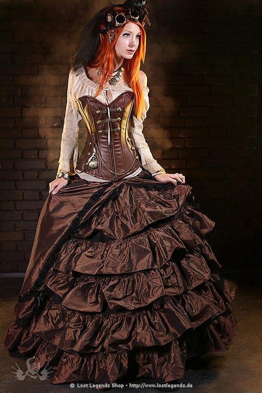 victorian skirt steampunk rock r cke. Black Bedroom Furniture Sets. Home Design Ideas