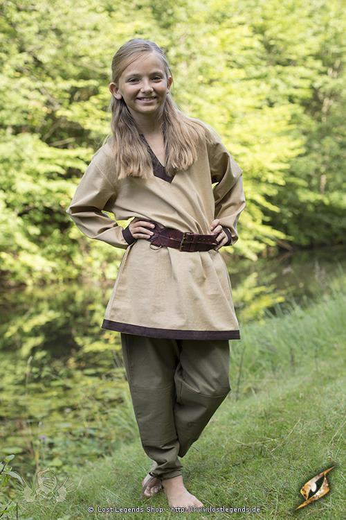 Viking Tunic beige