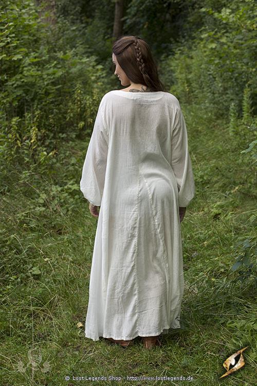 Dress Astrid white