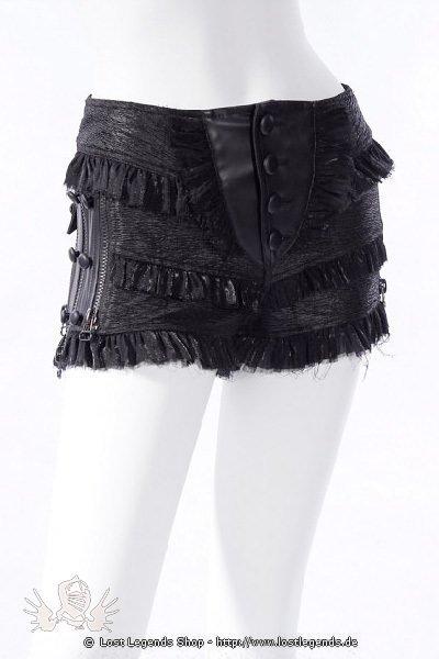 Visual Kei Hotpants Gothic Hose