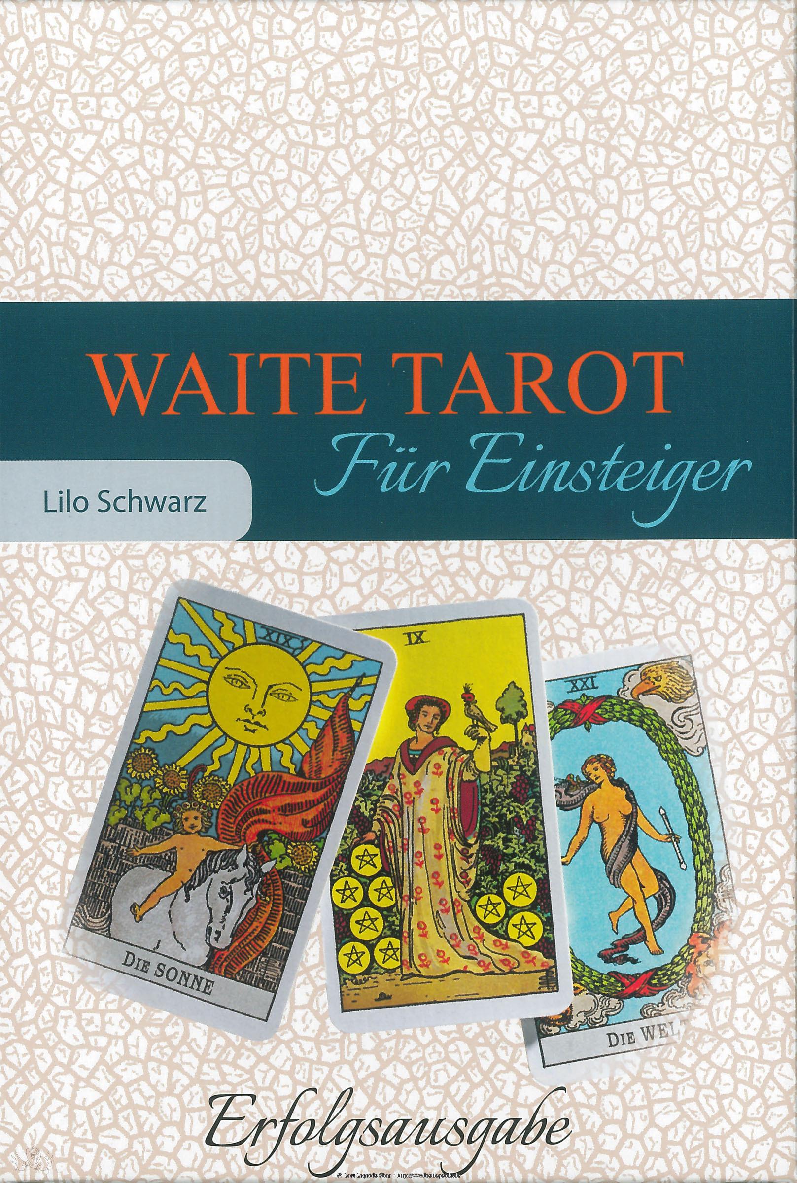 Waite Tarot - Für Einsteiger Orakelkarten