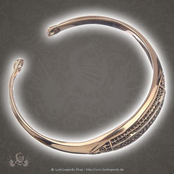 Wikinger Armreif aus Bronze