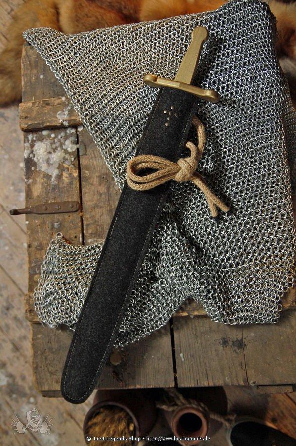 Kinder Prunkschwert mit Scheide, 65 cm
