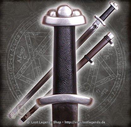 Schlichtes Wikingerschwert Schaukampfschwert