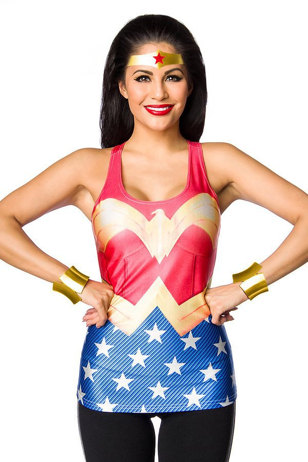 Wonderwoman-Top Superheldin