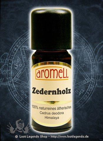 Ätherisches Zedernholz-Öl Cedrus deodora, 10 ml