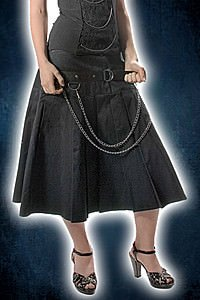5c3fdc5dd8e2 Gothic Röcke für Damen
