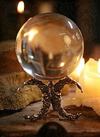Kristallkugeln (9 Artikel)