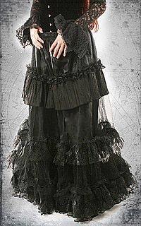 7e9a470eb1450 Gothic Röcke für Damen