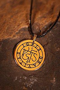 Magisches Elementar-Amulett Ignis - Gravitas
