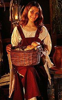 Mittelalter Überkleid mit Trägern