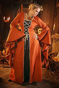 Medieval dress  Vherena