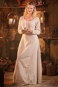 Mittelalterliches Unterkleid Cotte Mayella