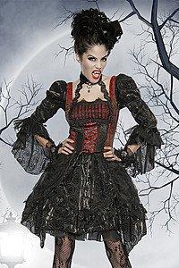 1529a96f63f Gothic Kleider jetzt online bestellen.