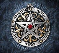 Magische Pentagramme (5 Artikel)