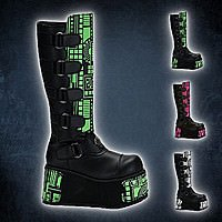 Cyber Boots (0 Artikel)