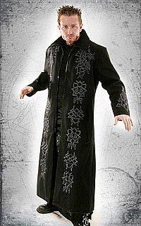 Underworld Coat Mantel, Wolle