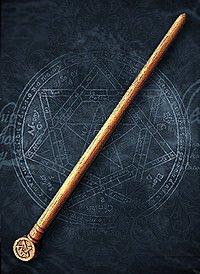 Zauberstab Pentagramm