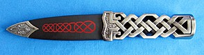 Athame Celtic Magic