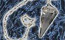 Bergkristall-Pendel klein, 3cm