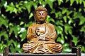 Buddha, mit erhobener Hand, 30 cm