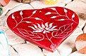 Räucherhalter Herz mit Lotusblume