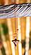 Trichterpendel Messing verkupfert