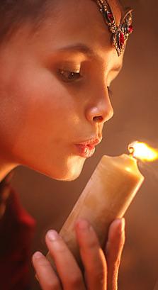 Kerzenmagie, Kerzenzauber, Ritualkerzen