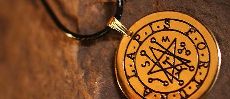 Magische Amulette, Talismane, spiritueller Schmuck