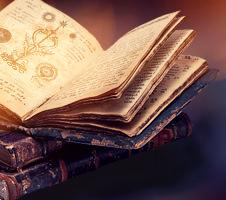 Spirituelle Literatur, Hexen & Magiebücher, Grimoires